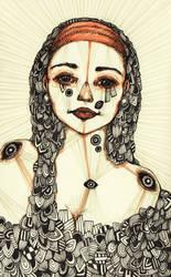 Eye Princess by rhuu