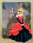 Disney Princess Harley Quinn by BrowncoatFiction