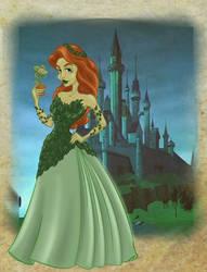 Disney Princess Poison Ivy by BrowncoatFiction