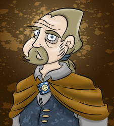 Manfred Bianco by BrowncoatFiction