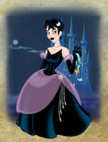 Disney Princess Catwoman by BrowncoatFiction