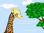 Evil Giraffe by BrowncoatFiction
