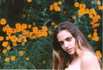 Harumi's Yellow Flowers2 by BrowncoatFiction