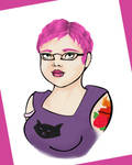 I like Pink Hair by BrowncoatFiction