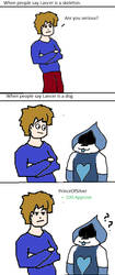 What people say about Lancer by PrinceofSilver
