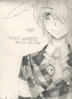 Peter White by Wishinghoshi