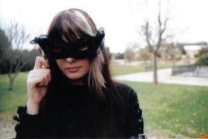 this strange girl... by LadyGrabow