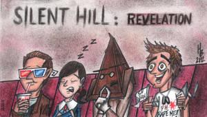 Silent Hill: Revelation by HaBer44