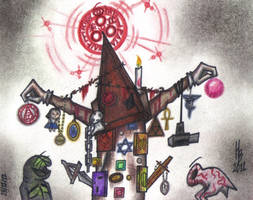 Silent Hill - Merry Christmas by HaBer44