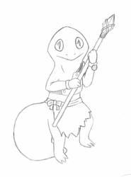 Ryuutama: Tokage Goblin by noeinan