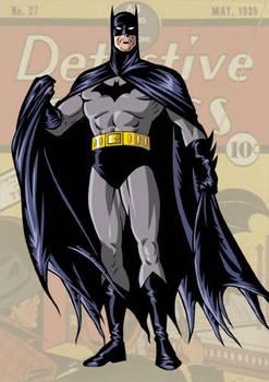 The Batman by trisaber