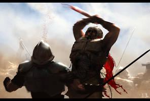 In the battle by AndreeWallin