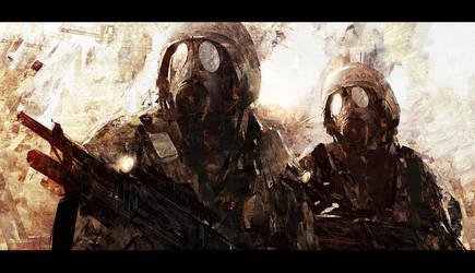 Generation Kill by AndreeWallin