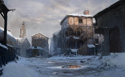 ww2 enviro by AndreeWallin