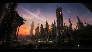 Metropolis Pt4 by AndreeWallin