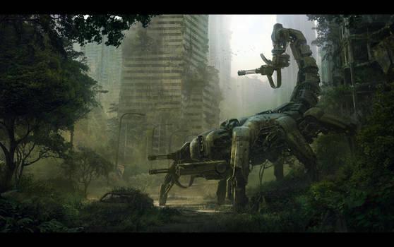 Wasteland 2 | Scorpitron 2.0 by AndreeWallin
