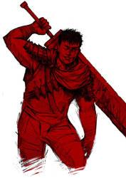 Slayer Of A Hundred Men by Spellsword95
