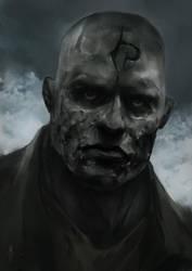 Clay Man by Spellsword95