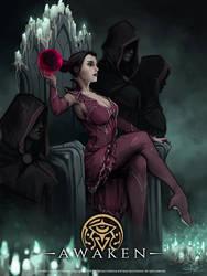 Black Dame - Awaken by Spellsword95