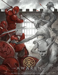 Sirin War - Awaken by Spellsword95
