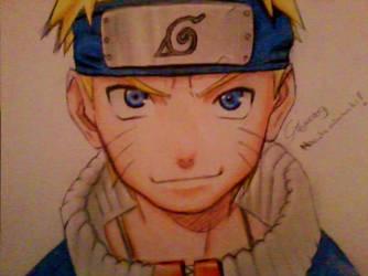 Naruto Uzumaki by mussie09
