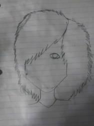 Emo sketch by Suicidemouseavi