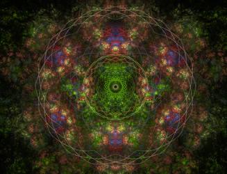 Bloom of fire by scadl