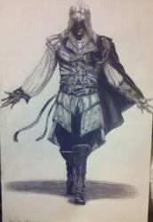 Ezio- Assassin's Creed II by AKI355