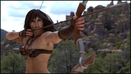 Archer by dylazuna