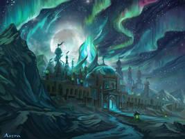 Alriah, Jewel of the North by NolanNasser