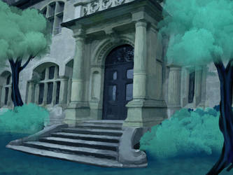 Poucet - Ogre House by Malchutash
