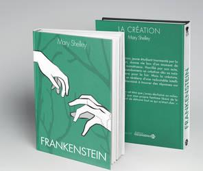 Hardcover-Frankenstein by Malchutash