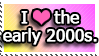 OLD REQ: I luv the early 2000s by World-Hero21