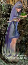 Sorceress by bakootie