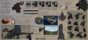 Iraivachyn Species Ref by DoruDrutt