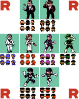 [Public] Team Rocket's Ready to Rumble! (Updated) by SirWhibbles