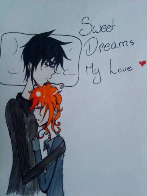 Sweet Dreams My Love Dexdark By W I S S L E R On Deviantart