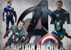 Captain America by JadaBoom
