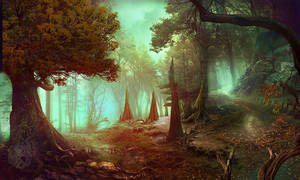 forest by mySpaceDementia