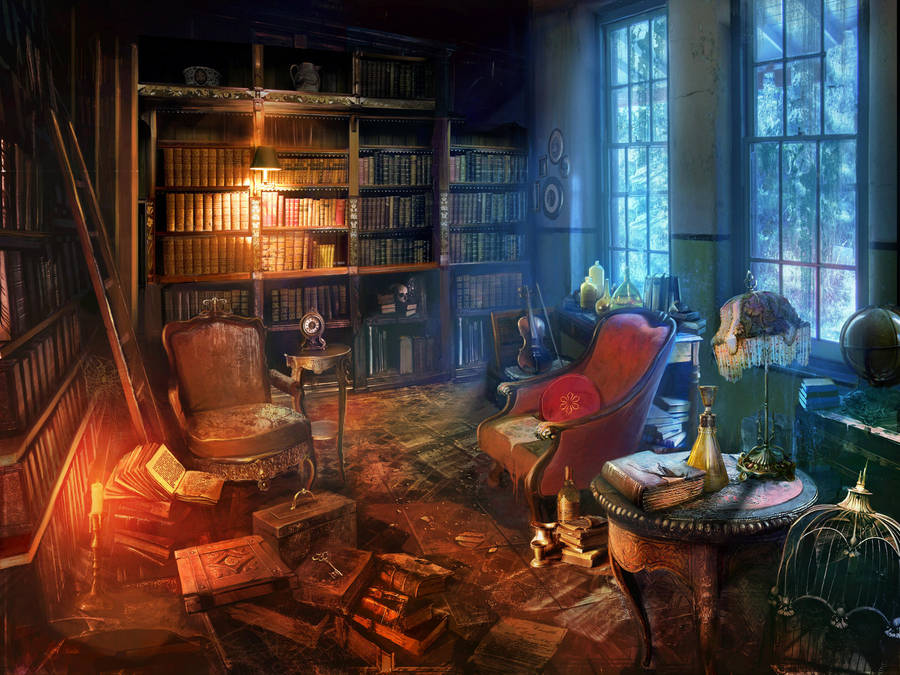 interior 3 by mySpaceDementia
