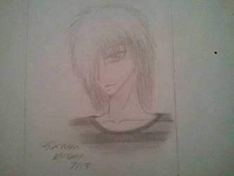 Anime Guy by Sandramarie13