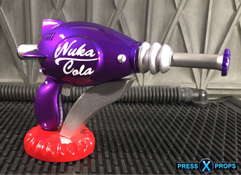 Nuka-Grape Thirst Zapper (with stand) by Press-X-Props