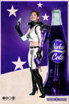 Nuka Grape Girl Poster by Press-X-Props