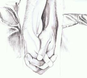 Holding hands by dontkickmycane