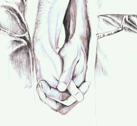 Holding Hands 2 by dontkickmycane