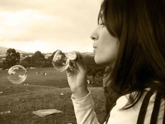 Hippy bubbles by Sanara19