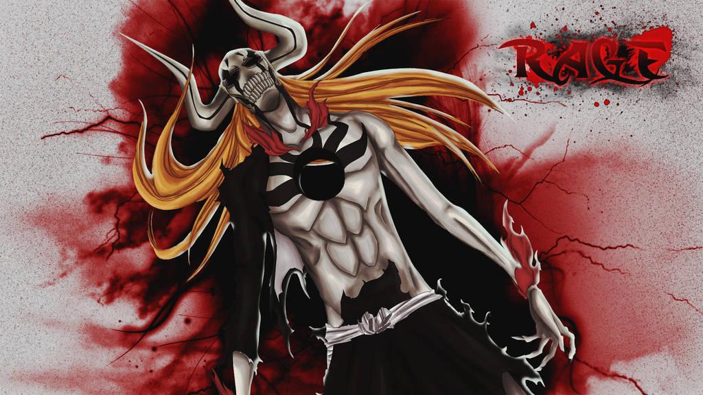Full Hollow Ichigo Wallpaper By Xnorth Dakotax On Deviantart