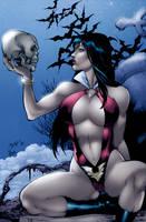Vampirella by assisleite