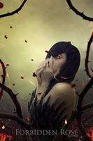 Forbidden Rose by bagusradhityo