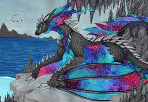 Icy Galactic by DeathTheDragon